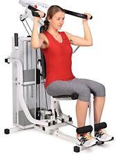 SportPlus Kraftstation Trainingsbank Fitnessstation Homegym Multistation