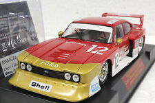 RACER SLOT IT SWHC02 CAPRI ZAKSPEED GOLD LEAF GROUP 5 NEW 1/32 SLOT CAR