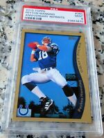 PEYTON MANNING 2010 Topps Reprint 1998 Rookie Card RC PSA 9 Colts Broncos HOF $$