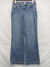 D1565 Tint Refroidir Jeans Bootcut Femme 29x31