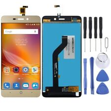 Per ZTE Blade X3 A452 Schermo LCD Display Touch Digitizer Assembly parte ORO