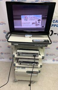 Storz Endoscopy Hysteroscopy System W/Cart, Camera System, Printer, Xenon Light
