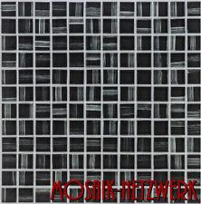 Mosaikfliese SONDERPOSTEN RESTPOSTEN SCHWARZ WEISS GESTREIFT Art ES-75-30347_b