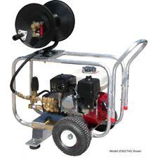 Pressure Pro Pro Jet Drain Cleaner J/D3024HG 3.0 GPM 2400 PSI GX160 100ft Hose