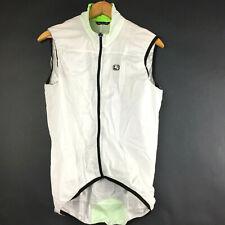 euc Giordana Mens Medium 'ZEPHYR' Lightweight Packable Bicycle Cycling Vest $100