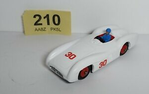Dinky Toys 237 Mercedes Benz Racing Car  special, Blue Driver.