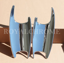 US STOCK x2 CHROME Door Handle Insert Cups for Mercedes W205 C E Coupe C205 C238