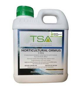 Ormus - Organic Fertiliser