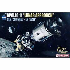 Dragon 1/72 Apollo 11 Lunar Approach CSM Columbia + LEM Eagle 11001