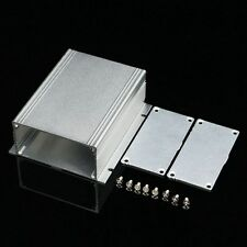 Aluminum Electronic Power Enclosure PCB Instrument Box Case For DIY Project