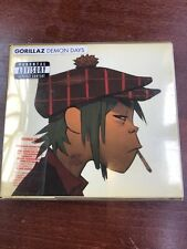 Gorillaz ‎– Demon Days [CD + DVD] PAL Limited Edition Promo