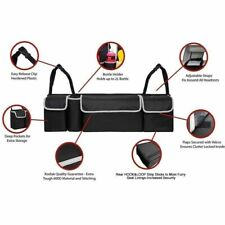 Car Back Seat Trunk Storage Bag Organizer Pocket Multi-use Box Case Car Boot SHP