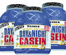 Weider Day&Night Casein 1,8Kg Dose (26,22€/kg) Protein BCAA Eiweiß Shake 1800g