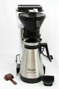 Technivorm Moccamaster 10 Cup Coffee Maker - Polished Silver