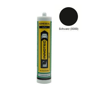 Innotec Adheseal Klebe- und Dichtmasse, schwarz, 1 Kartusche 290 ml