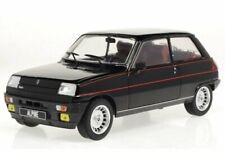 RENAULT 5 Alpine - 1982 - black - WhiteBox 1:24