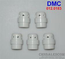 5 PCS MB 24KD MIG/MAG Welding Torch Gas Diffuser 012.0183 DMC Long Life