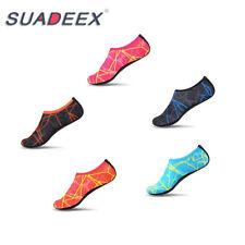 Mens Water Socks Skin Aqua Shoes Swim Surfing Beach Yoga Exercise Sport Diving