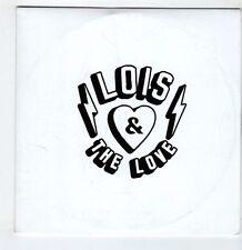 (GS236) Lois & The Love, Pinocchio - 2015 DJ CD