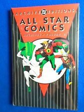 ~~ DC ARCHIVE EDITIONS ~ ALL STAR COMICS ARCHIVES VOL.0 ~ SEALED! ~ ONLY 2 LEFT~