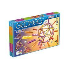 Blocchi magnetici Geomag Color 127 El. Geo-264 L'unico Regale per Natale