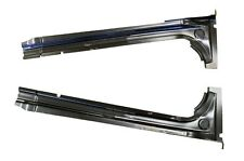 1968-70 Dodge Charger Trunk Weatherstrip Channel Gutters - Pair