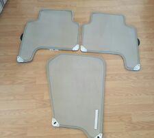Land Rover OEM Range Sport L320 Alpaca Light Beige Carpet Mats 2005-2013