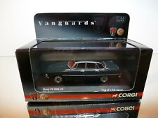 CORGI VANGUARDS VA06513 ROVER P6 3500 V8 - GREY 1:43 - EXCELLENT IN BOX