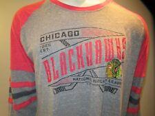 Chicago Blackhawks NHL Hockey Mens Shirt XL