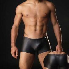 Boxer homme imitation cuir (taille M)