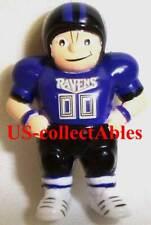 NFL BALTIMORE RAVENS Original Football Player LiL Sports Brat Keychain Souvenir