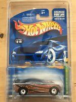 Hot Wheels 2001 Treasure Hunt Series Pontiac Rageous in Protecto