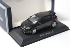 1:43 Norev Ford Focus RS 2017 black NEW bei PREMIUM-MODELCARS