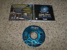 Star Trek Deep Space Nine Haringer (Macintosh Replacement disk) Disk 2 only