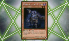 Plaguespreader Zombie X2 PGLD-EN074 Gold Rare YuGiOh Card Mint