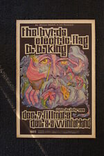 B.B. King Poster 1971 Tour Poster #1 Electric Flag San Fran
