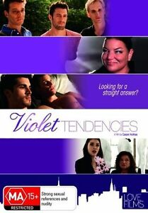 Violet Tendencies (DVD, 2011 - All Regions)