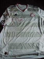 FC Bayern München-Trikot-Liga Total-Größe XL-Adidas-Goldenes Bundesliga Logo