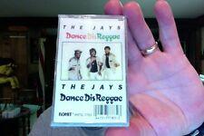 The Jays- Dance Dis Reggae- Rohit label- new/sealed cassette tape