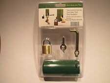 WATER TAP GUARD SAVE WATER STOP THEFT GARDEN TANKS