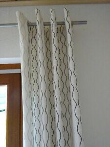 Zwei Gardinenvorhänge 240 lang von Ikea
