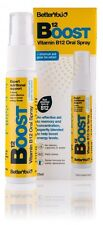 BetterYou B12 Boost- Vitamin B12 Oral Spray - 25ml - helps boost energy levels