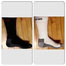 Snap-On Tools Black /& Grey Crew Work Socks Brand New