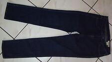 Jeanshose Jeans Hose blau Größe 28x32 von Sqin