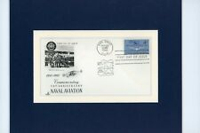 The Blue Angels - U.S. Navy and Naval Aviation & First Day Cover of its stamp