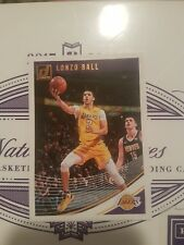 2018-19 Donruss Basketball #54 Lonzo Ball Los Angeles Lakers