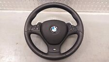 Genuine BMW X5 E70 E71 M Sport Steering Wheel Paddle Shift  + Airbag LCI