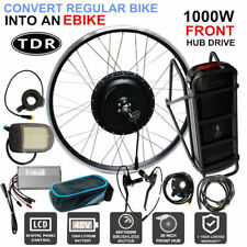 15Ah Battery + 48V1000W Hi Speed Electric Bicycle EBike Hub Motor Conversion kit
