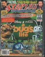 Starlog January #258 A Bugs Life Star Trek 032818DBE