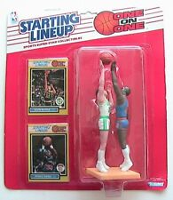 1989 STARTING LINEUP - SLU - NBA - KEVIN McHALE & PATRICK EWING - ONE ON ONE
